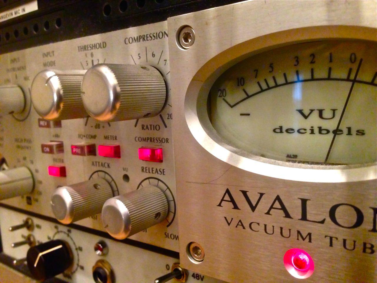 Recording Equipment | Resonate Music