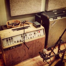 All In The Golden Afternoon Recording/Mix Sessions